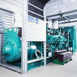 Diesel Motor Power Generator